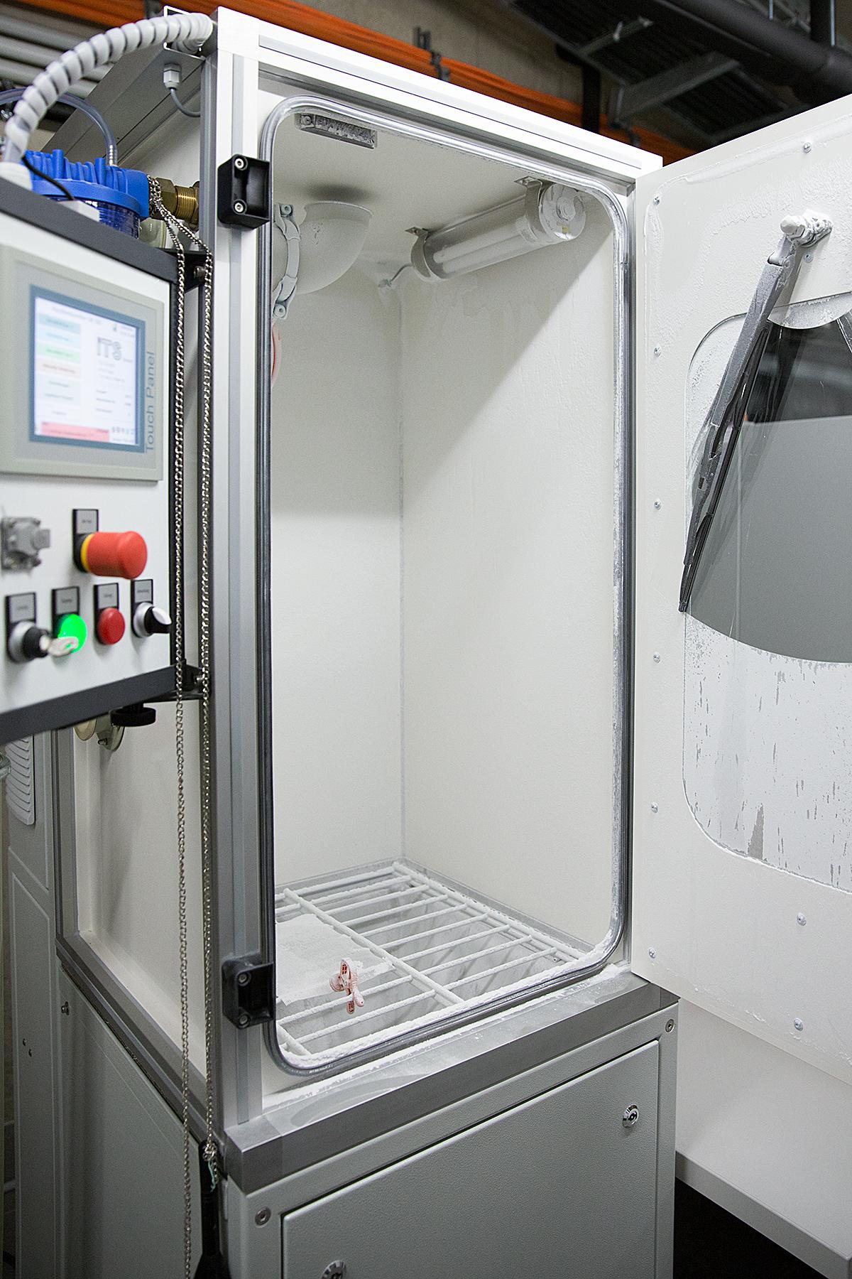 MED-EL waterproof water-resistant IP testing dust 1