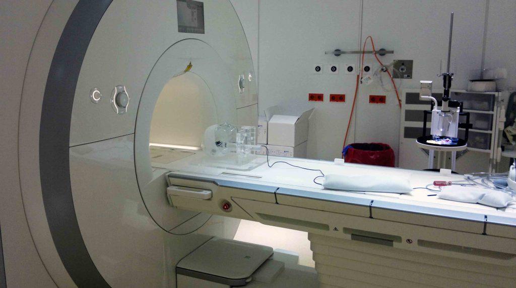 MRI testing