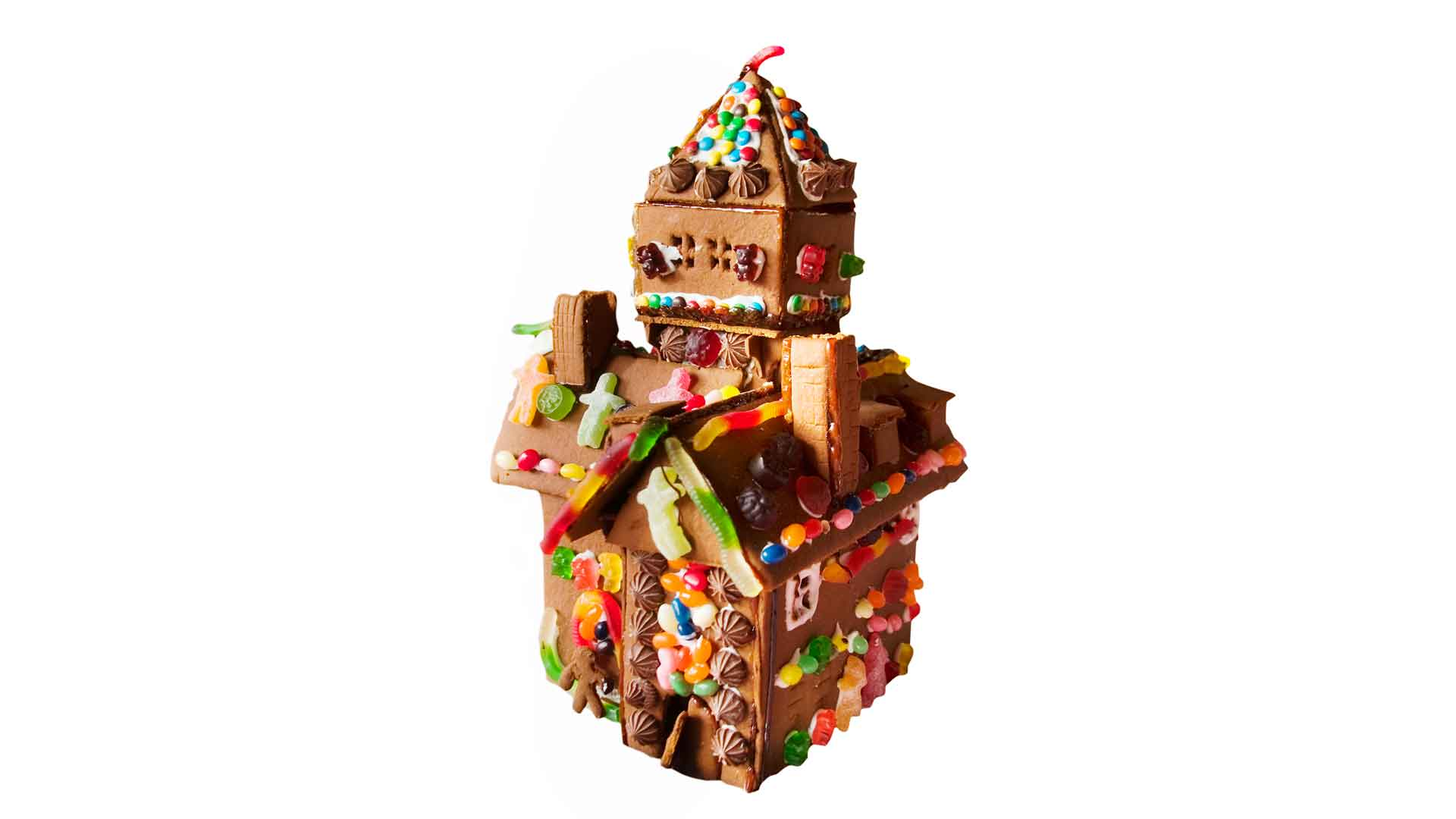 Build a Cookie Castle And Develop Language Skills
